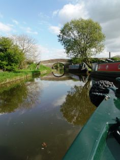 Bridge 24 - Little Onn - Shropshire Union canal. Four Counties Ring from Gailey Wharf 7/10 night break. www.abcboathire.com