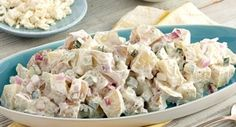 Tzatziki Potato Salad: Tzatziki, the traditional Greek dip of cucumber ...