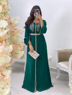 formal party outfit classy ~ formal party outfit - formal party outfit classy - formal party outfit men - formal party outfit winter - formal party outfits for women - formal party outfit pants - formal party outfit summer - formal party outfit plus size Morrocan Dress, Moroccan Caftan, Arab Fashion, Muslim Fashion, Traditional Fashion, Traditional Dresses, Arabic Dress, Caftan Dress, Hijab Dress