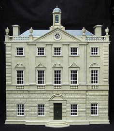 dolls house by chriscobb1, via Flickr