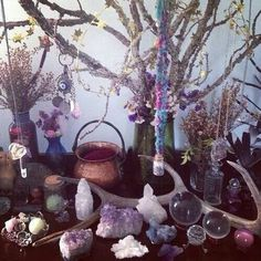 My altar one day