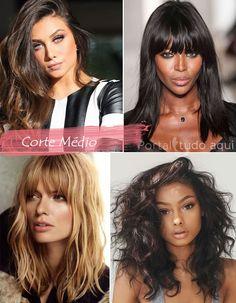 Corte de cabelo feminino para 2018: Veja as principais tendências! |Portal Tudo Aqui