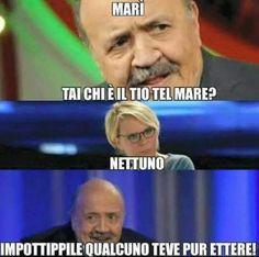 Maurizio ha ragione!