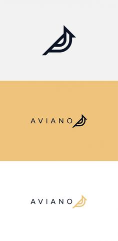 Aviano Logo ~ design by Michael Brandt