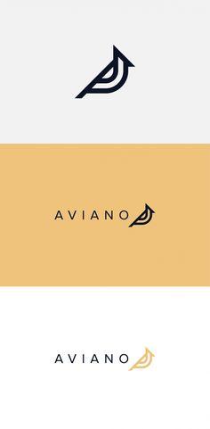 Aviano Logo ~ design by Michael Brandt