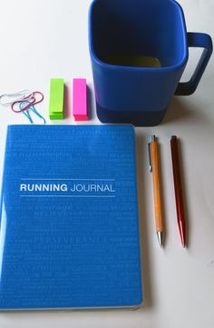 I LOVE my running journal! Specially designed running journals from goneforarun.com help keep you on track to reach your running goals. With dozens of designs available and the option to design your own cover you can truly make your running journal as unique as you are.