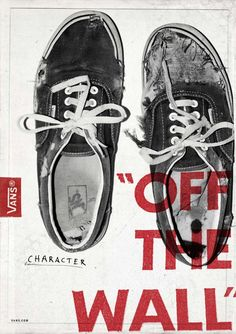 Vans Authentics -The classics stand the test of time. Beat them up and build character