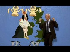 Another good Horrible Histories news report, this time on the English Civil War