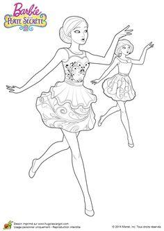 ausmalbilder ballett-1 | ausmalbilder barbie | barbie coloring pages, barbie coloring und