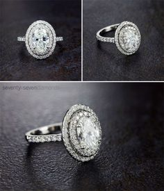 Diamond Fixation with @77 Diamonds