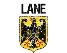 Lane Surname