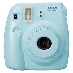 Cámara instantánea Fujifilm Instax Mini 8 Electrónica ($8.44) ❤ liked on Polyvore featuring camera