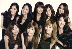 girls generation - just so cute.