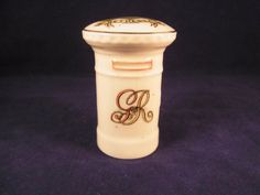 Antique George V ceramic Carlton Ware novelty Post Box Carlton china model of a Post Box: George V Carlton Royal Commemorative Ware Post Box Vintage Props, Carlton Ware, English Royalty, Post Box, Stoke On Trent, Uk Shop, Have Time, Initials, Take That