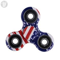 Multiple Simultaneous Rotation Spinner Fidget Spinner High Speed EDC Focus Anxiety Stress Relief Toys - Fidget spinner (*Amazon Partner-Link)