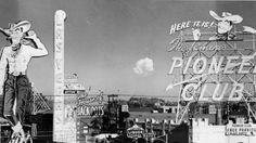Photos of Mushroom Clouds as Seen from 1950s Las Vegas