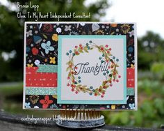 Crafting for sanity? Or insanity?: Blessed Beyond Measure September 2016 Blog Hop