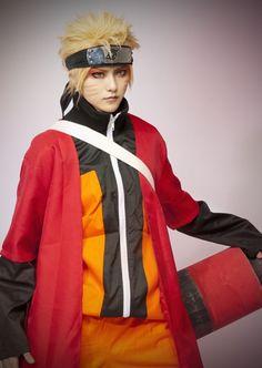 Naruto Sage Mode cosplay | freaking awesome!!!