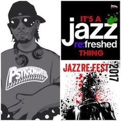 It's A JazzRe:Freshed Thing mixed by DJ Psykhomantus is a tribute mix to JazzRe:Freshed's 5ive series on Bandcamp (http://www.jazzrefreshed.com/music/). This mix features Ashley Henry, Daniel Casimir, Keidi Tatham, Nubya Garcia, Richard Spaven, The Sure Co, Triforce and TROPE.
