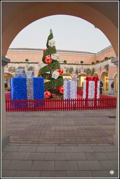 Christmas Tree @Palmanova Outlet