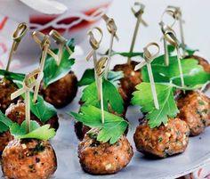Kødboller på italiensk