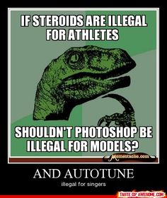 A valid question, Philosoraptor...