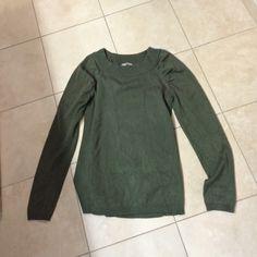 Olive green sweater! Olive green sweater One A Sweaters Crew & Scoop Necks