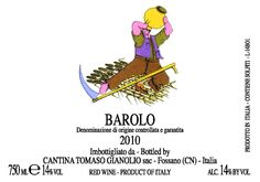 Tomaso Gianolio Barolo 2010
