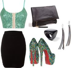 """""""A night on the town"""" by heartsdotcom on Polyvore"""
