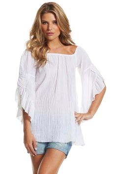 iron free material! Gorgeous and effortless trend #southern #flowy #fashion