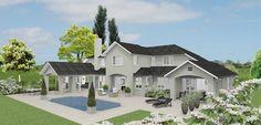 tekapo 5 bedroom house design landmark homes builders nz - House Plans Landmark Homes New Zealand