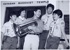 "Some great news: The Boy Scouts of America announced it will be ""considering"" in its 2013 national meeting the lifting its discriminatory policy of excluding gay scouts and troop leaders. It's about time. In my teen years, I was a proud member of Troop 379 in LA's Little Tokyo and played the bass bugle in the troop's drum and bugle corps."