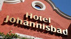 Außenansicht des AKZENT Hotel Johannisbad Das Hotel, Restaurant, Brewery, Diner Restaurant, Restaurants, Dining
