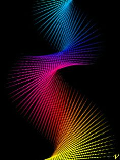 Photo of bright and twirly :) for fans of bright colors. Rainbow Colors, Bright Colors, Colours, Gifs Lindos, Illusion Gif, Cool Optical Illusions, Trippy Gif, Flower Phone Wallpaper, Mobile Wallpaper