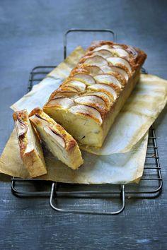 """Het lekkerste recept voor """"Appelcake"""" vind je bij njam! Ontdek nu meer dan duizenden smakelijke njam!-recepten voor alledaags kookplezier! Tolle Desserts, Köstliche Desserts, Great Desserts, Delicious Desserts, Dutch Recipes, Sweet Recipes, Tapas, All U Can Eat, Good Food"""