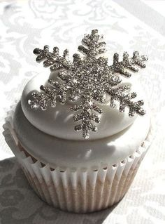 A Perfect Cupcake For Christmas..