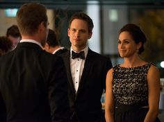 New Original Series - Suits -Rachel Zane and Mike Ross