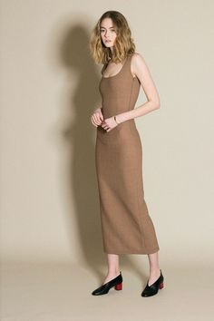 Paris Georgia Dresses - Pecan Dom Dress | BONA DRAG