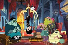 Hotel Transylvania: The Series: Season Two; Renewal Announced for Animated Series - canceled + renewed TV shows - TV Series Finale Disney Channel, Hotel Transylvania Movie, Disney Movies, Disney Characters, Second Season, Classic Cartoons, Animation Series, Seasons, Instagram