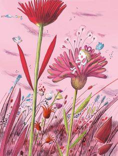 Clotilde Perrin - fille-fleur picture on VisualizeUs