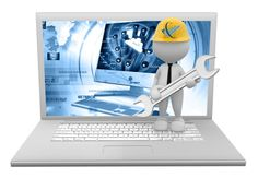 Μπορούμε να επισκευάσουμε σχεδόν οποιοδήποτε πρόβλημα προκύψει στον φορητό υπολογιστή σας. Από μια σπασμένη οθόνη LCD, ένα χαλασμένο βύσμα τροφοδοσίας έως και την αφαίρεση κάποιου ιού. Προσφέρουμε άμεση και επαγγελματική εξυπηρέτηση σε όλες τις μάρκες και τα μοντέλα φορητών υπολογιστών, όπως Toshiba, Acer, HP, Lenovo