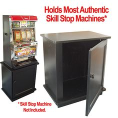authentic skill stop machine