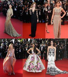 Questione di stile: i migliori outfit delle dive di Hollywood nel 2013