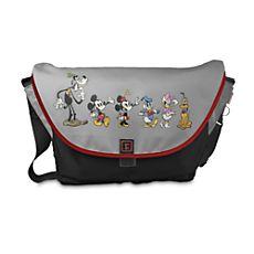 Mickey Mouse Shorts Messenger Bag - Customizable