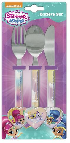 Spearmark Thomas /& Friends New Patern-College Cutlery Set Gift age 3-4