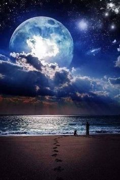Moonlight Photography, Moon Photography, Photography Ideas, Sistema Solar, Aesthetic Photography People, Cute Backgrounds For Phones, Night Sea, Photography Settings, Night Scenery