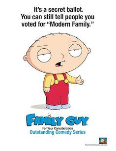 family guy versus modern family
