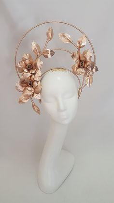 Millinery By Mel Jewelry Accessories, Fashion Accessories, Jewelry Design, Head Jewelry, Circlet, Tiaras And Crowns, Headgear, Headdress, Wearable Art