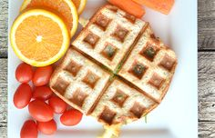 Grilled Cheese Waffle Sandwich Recipe