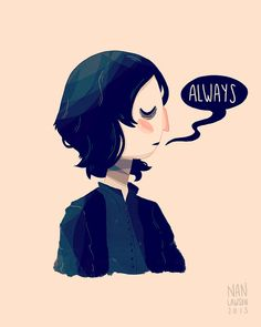 Always - Illustration Print